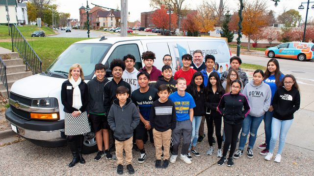 BGCMV-Van-at-Moline-Teen-Center