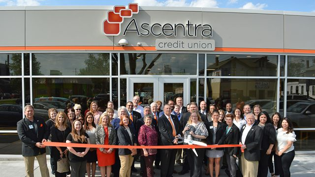 Ribbon Cutting Branch Extension