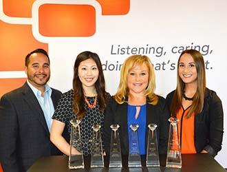Ascentra receives six Diamond Awards