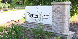 Bettendorf IA Sign