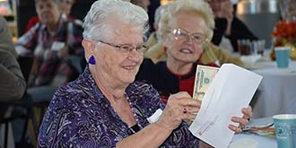 Retirees benefit from long term planning