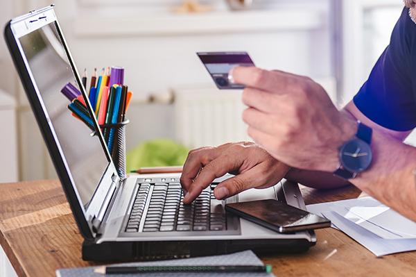 Online shopping ES