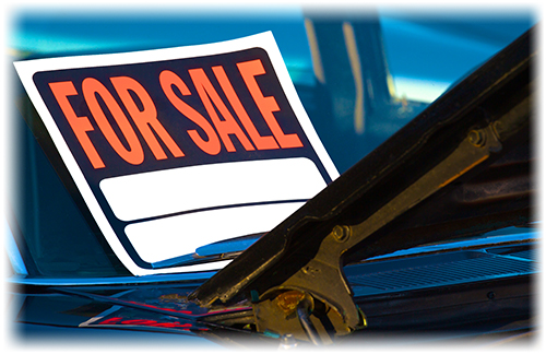 Used-Car Sales From Private Sellers