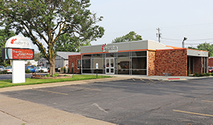 Davenport Branch Office 3rd Street